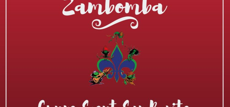 ¡NOS VAMOS DE ZAMBOMBA! Con mucho duende…